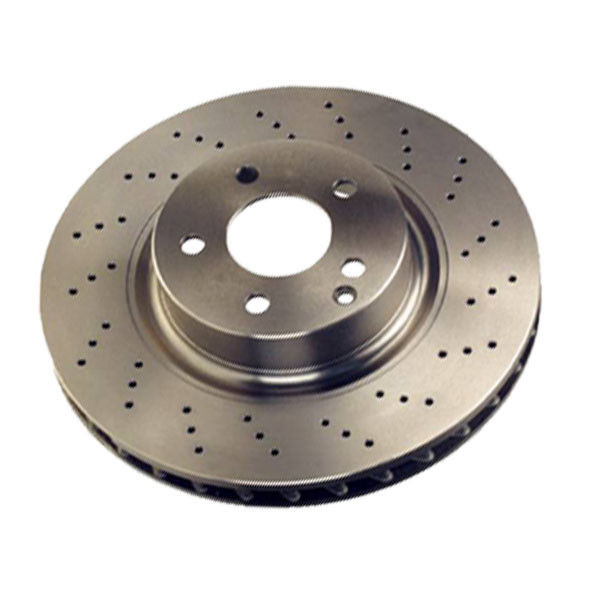 G3000 Car Brake System Cast Iron Brake Disc For Toyota Landcruiser 43512-35210