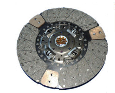 Heavy Duty Auto Brake Parts Isuzu Clutch Disc For Cyz / Cyh / Cxz 10PE1 6wf1 430mm * 10
