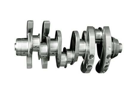 Mercedes Actros Parts Diesel Engine Crankshaft For Heavy Trucks OM501LA