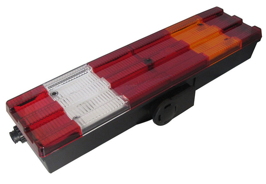 Plastic Housing Car Lamp Light  / Rear Tail Lamp For MB Actros OEM 0015406370 0015405870